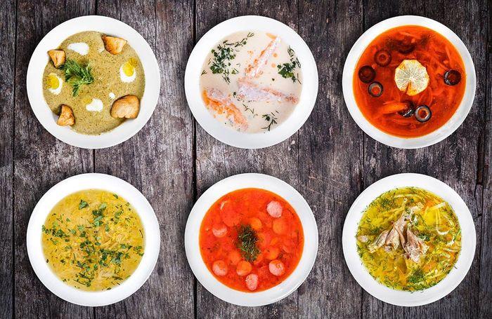5 холодных супов, которые спасут от жажды и голода в разгар жары