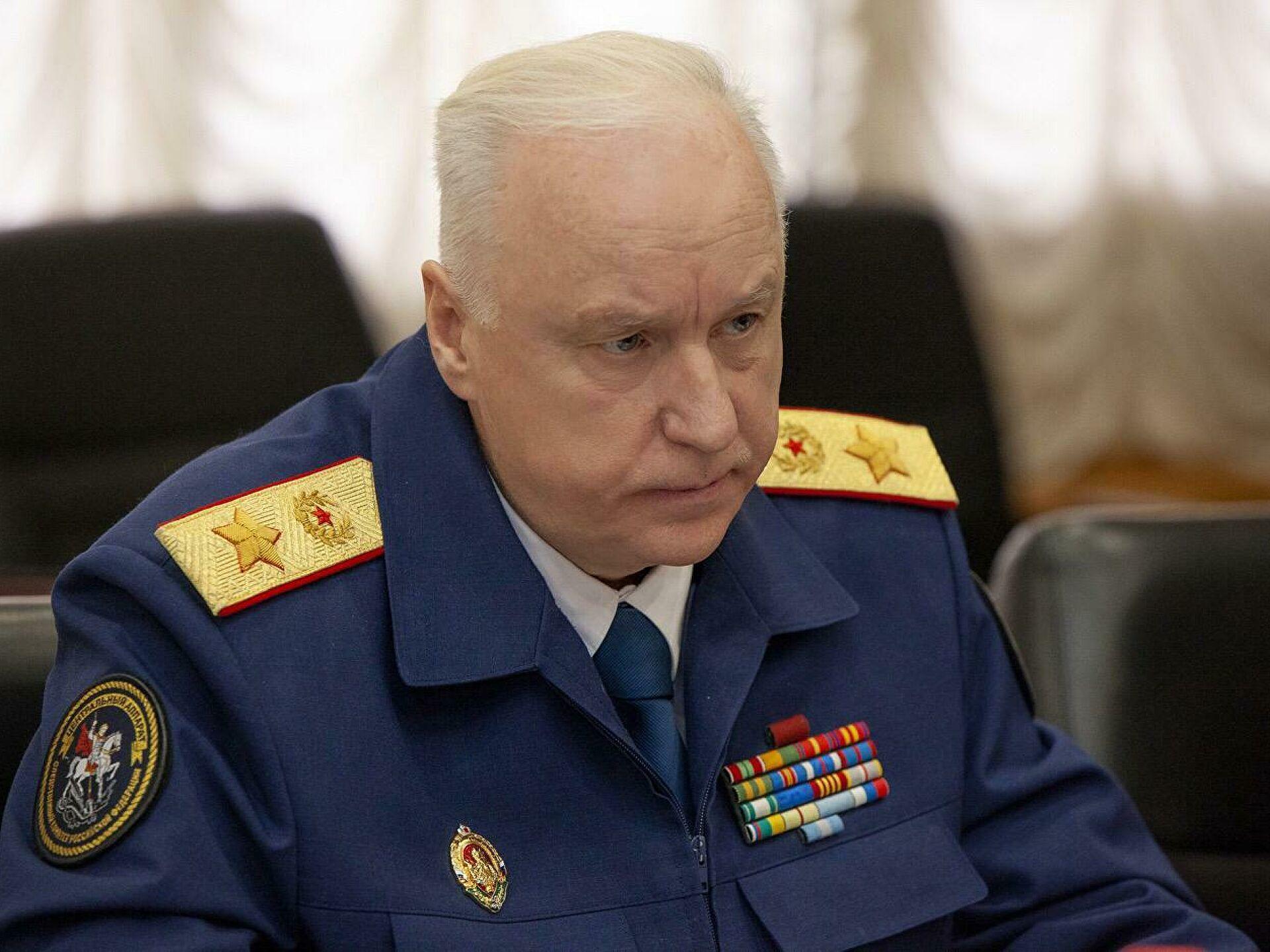 Глава СКобвинил родителей вотсутствии охраны вказанской гимназии