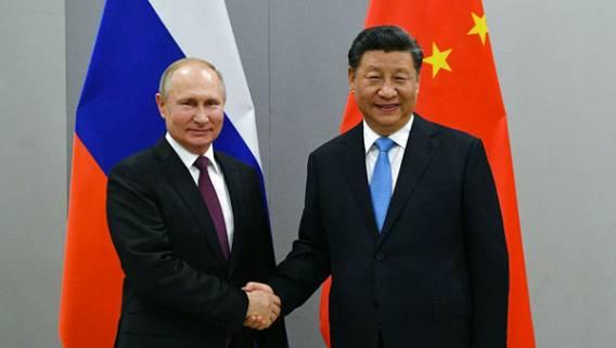 Путин и Си Цзиньпин объявили о старте российско-китайского ядерного проекта