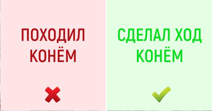 Самые распространенные ошибки в русском языке