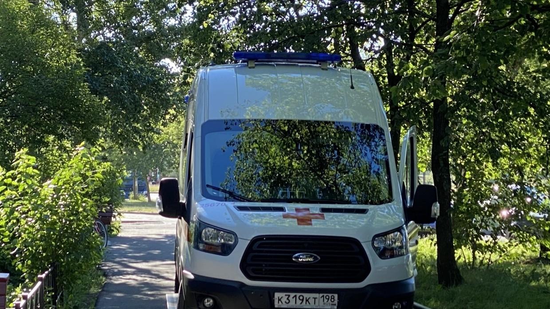 Наркоман впал в кому возле петербургской гостиницы Происшествия
