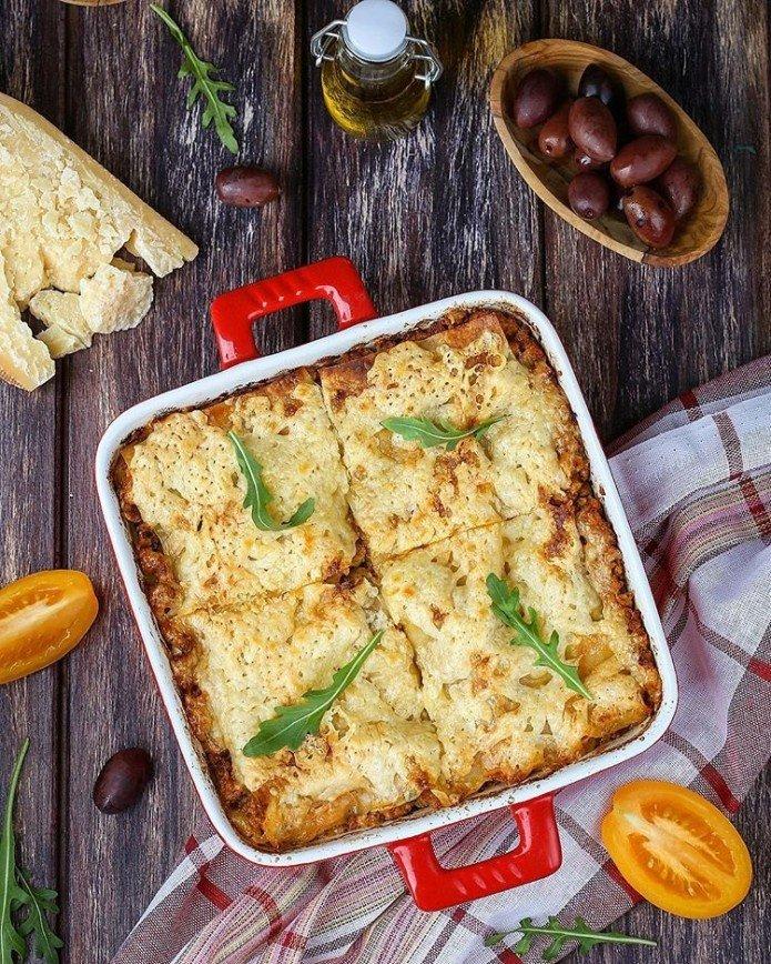 Стоит попробовать: учимся готовить лазанью
