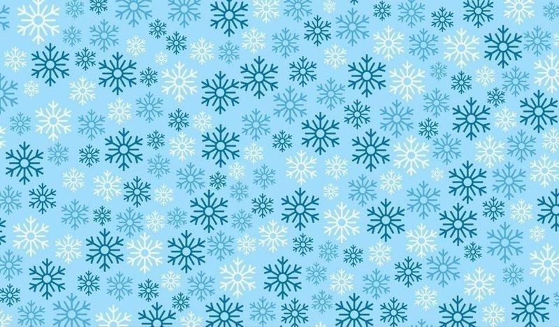 10. Не каждая снежинка уникальна – здесь такая только одна головоломки, задача, иллюзия, интернет, прикол