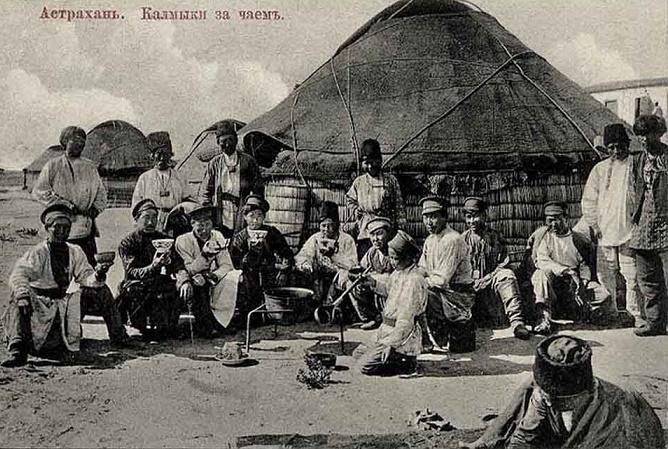 Калмыки: какую роль они сыграли русской истории