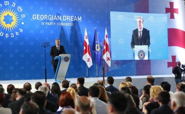 Политика «Мечты» принесла мир истабильность Грузии— депутат