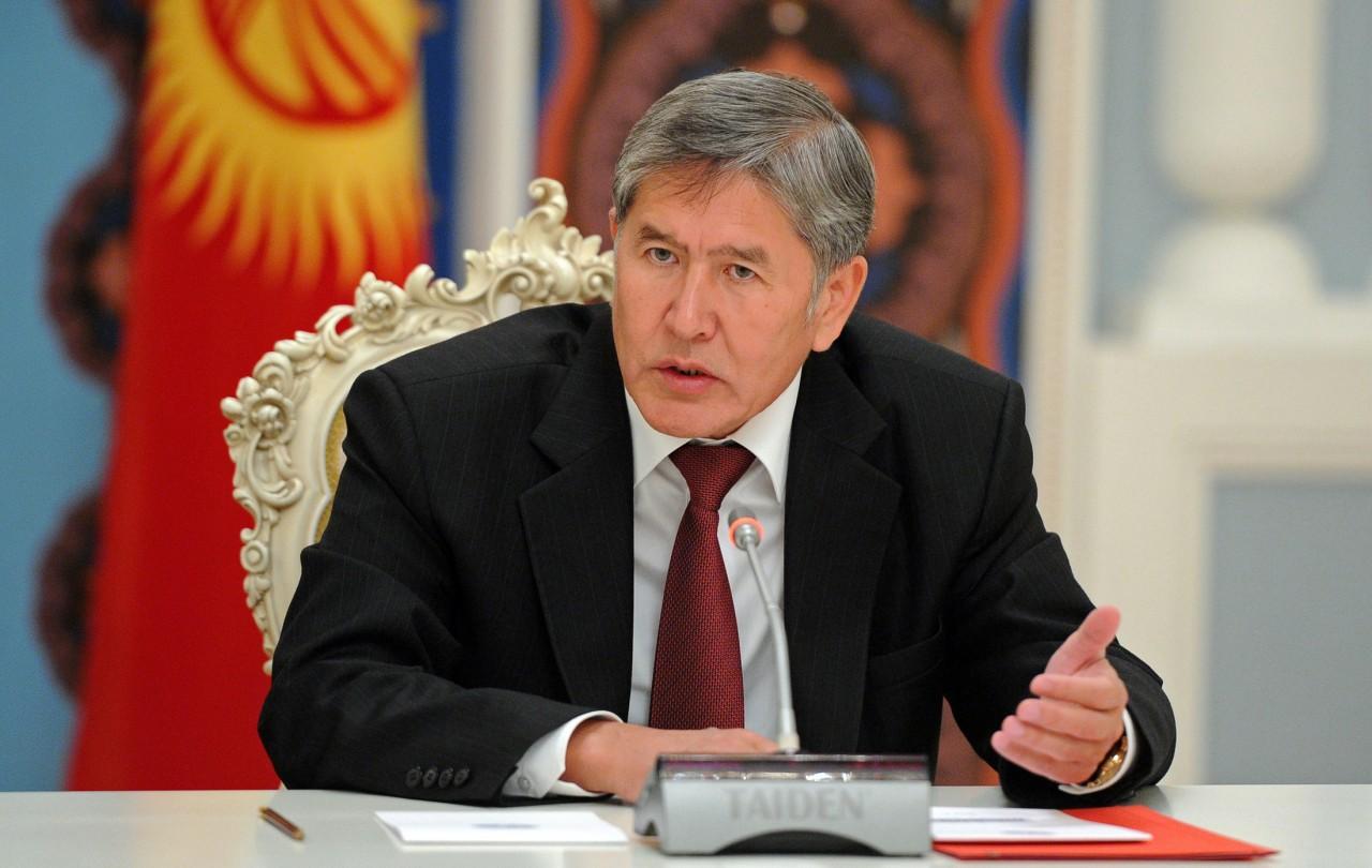 Президент Киргизии заявил о закрытии российской военной базы