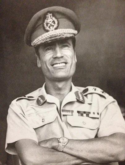 Каддафи — как напоминание…