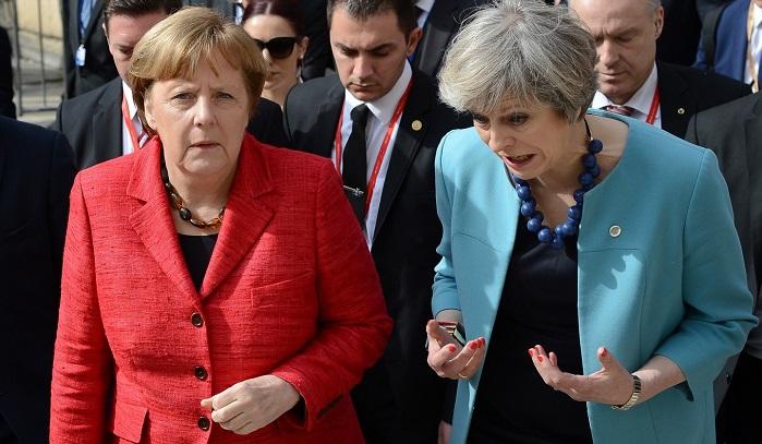 Меркель рассказала о предъяв…