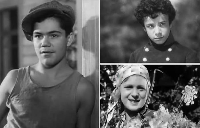Забытые герои: 6 юных актеров, погибших во время Великой Отечественной войны