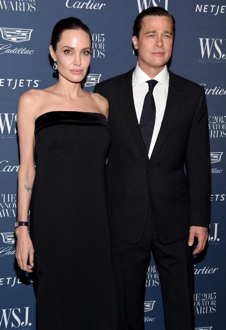 """Инсайдер о реакции Анджелины Джоли на победу Брэда Питта в суде: """"Это далеко не конец"""" Дети,Дети знаменитостей"""