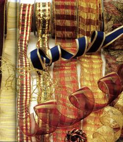 Уроки по вышивке лентами