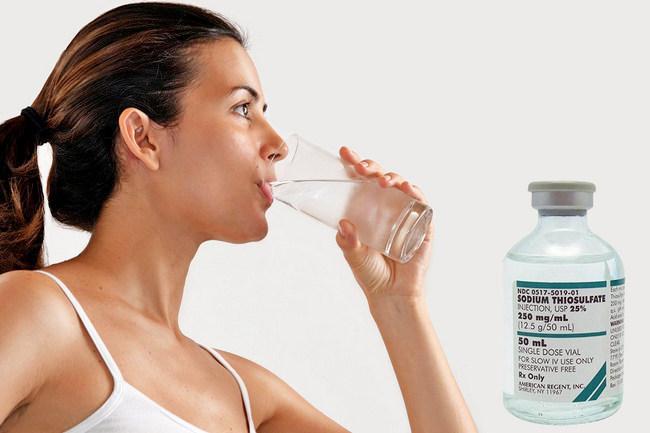Тиосульфат натрия очищение организма: отзывы врачей