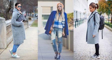 Мода кроссовок 2017