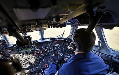 При крушении Ан-26 в Сирии погибли 39 российских военных
