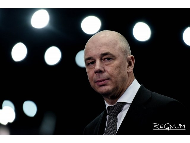 Ложная слепота Антона Силуанова россия