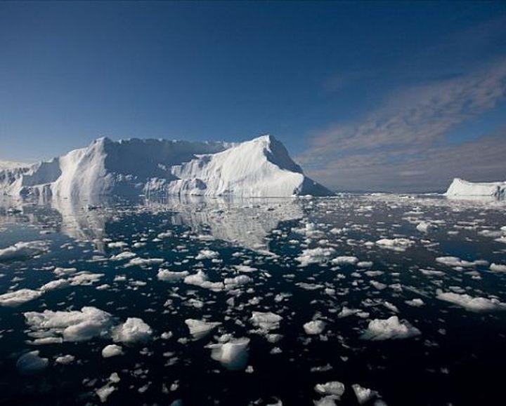 10. Перекраивание карты Земли люди, потепление, природа