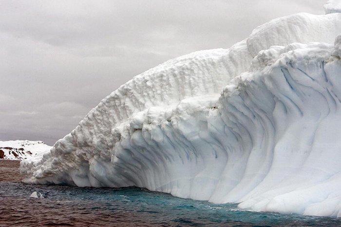 Льды Антарктиды отвечают за гравитационное притяжение Антарктика, антарктида, интересно, ледяной континент, познавательно, секреты Антарктики, удивительно, факты
