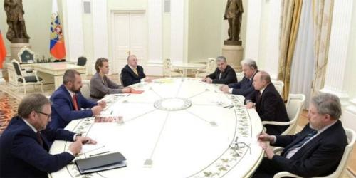 Высший государственный совет. Коллективный орган управления Россией