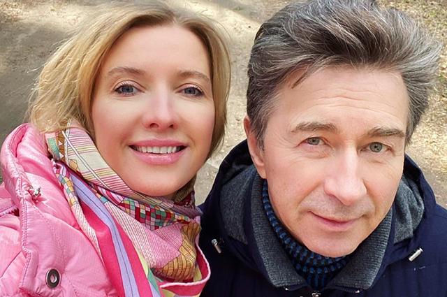62-летний Валерий Сюткин в четвертый раз стал отцом