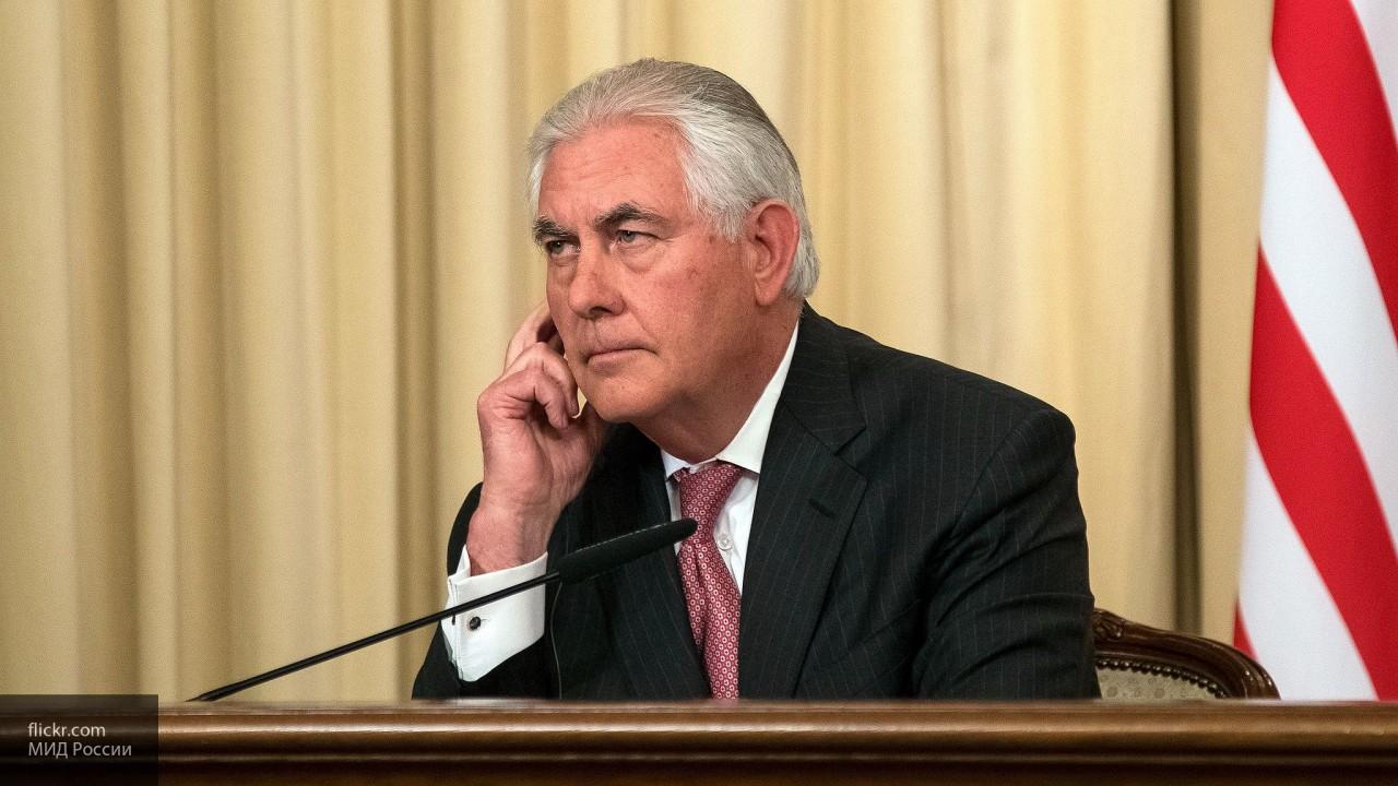 Заявление Тиллерсона о борьбе с терроризмом отличается от действий США в Сирии