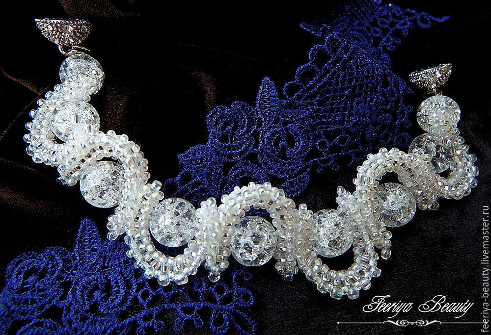 Невероятно красиво!Плетем изысканный браслет «Сфера» из бисера