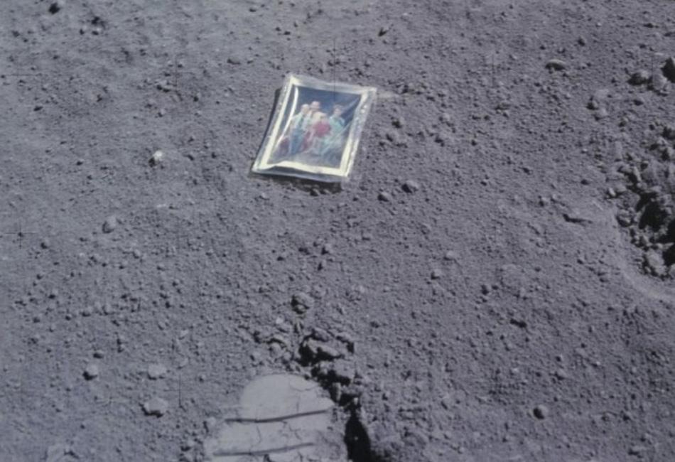Список потерянных в космосе вещей