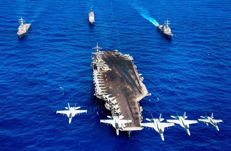 НАТО собирает флот на войну …