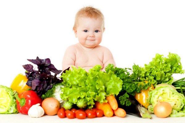 Как приучить ребёнка питаться правильно?