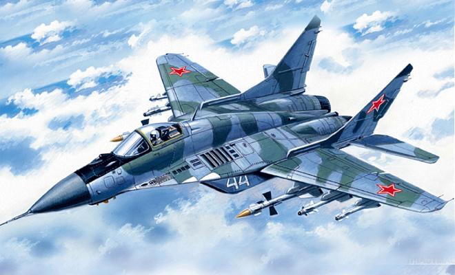 Это нужно видеть: видео вертикального взлета МиГ-29