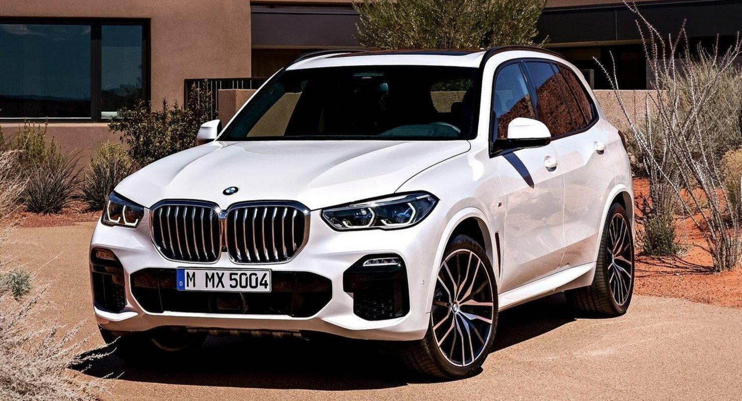 Преимущества и недостатки BMW X5 2018 года Автомобили