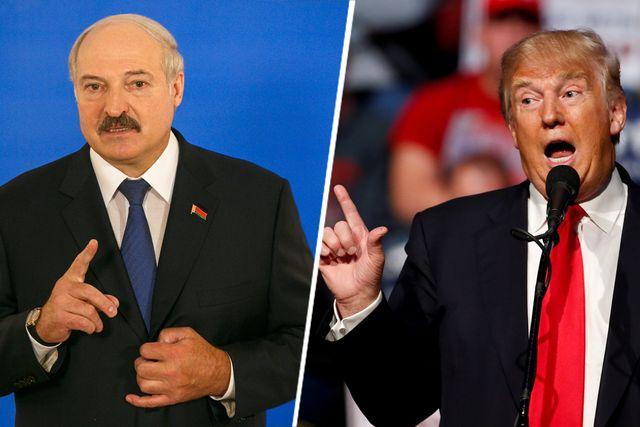 Казус Лукашенко — выступит ли Брюссель против Трампа? геополитика