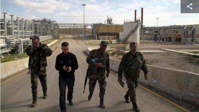 Дамаск вернул контроль над ч…