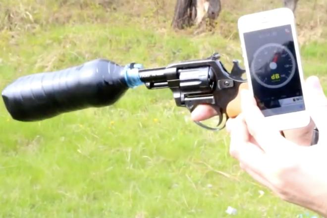 Выстрел из пистолета можно заглушить с помощью подушки или бутылки. Проверка мифа на видео глушитель, Стрельба, прочие, самодельные, девайсы, какойто, результат, включая, классический, кинотрюк, подушкой, Вывод, простой, киноиногда, показывают, чтото, толковоеhttpwwwyoutubecomwatchv2CnPBavKN7oИ, кстати, настоящий, убирает