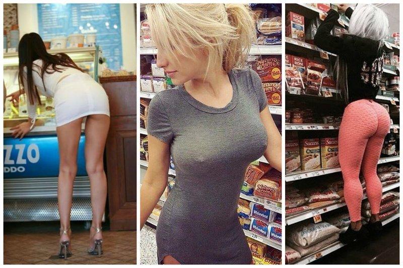 После такого похода в магазин, я забыл купить продукты даже по списку (21 фото)