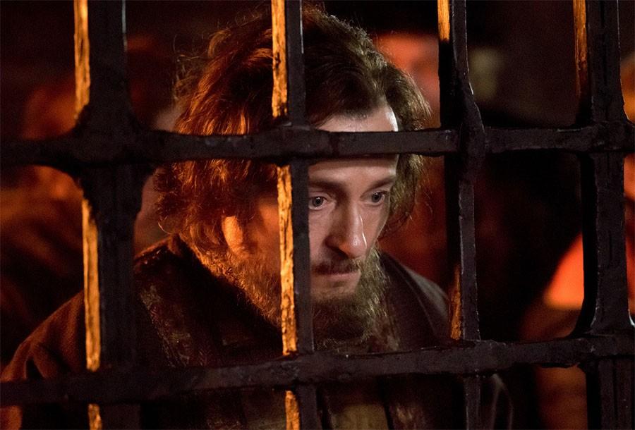 Кто играет в новом телесериале Ивана Грозного и Бориса Годунова - узнали? актер