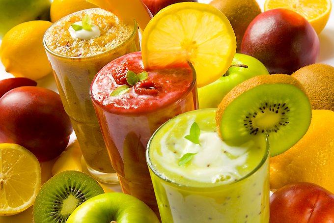 10 рецептов смузи для завтраков, полдников и похудения В красивом теле