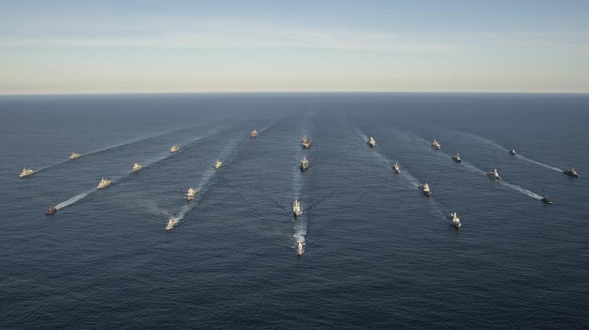 НАТО прописалось в Черном море