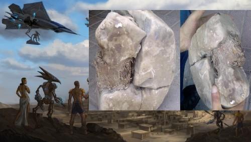 Следы прошлых цивилизаций — неудобные артефакты: в Косово нашли трансформатор возрастом 20000 лет