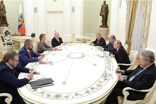 Путин: Никто не собирается вести гонку вооружений