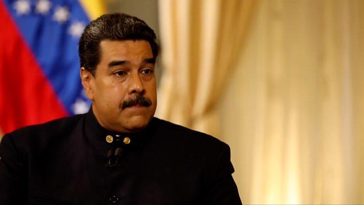 «Мадуро должен уйти»: сверже…