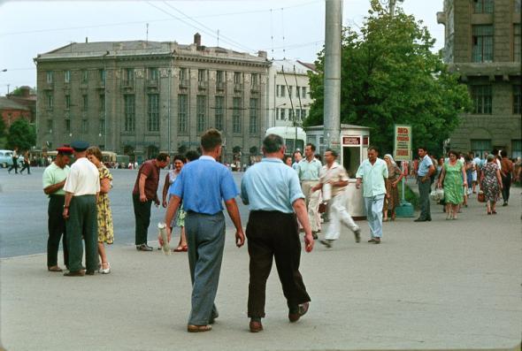 Мое детство в Советском Харькове Война и мир