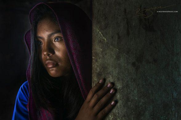 Красота этой вьетнамской дев…
