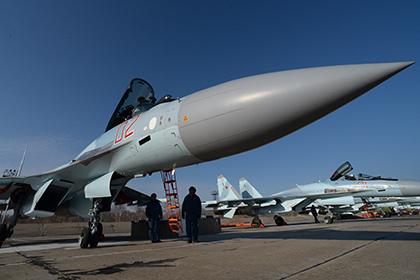 В 2017 году Китай получит десять истребителей Су-35