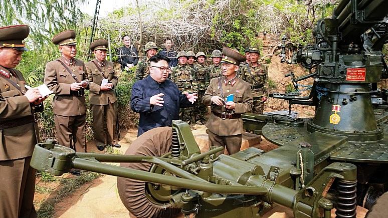 Bloomberg: Если США не хотят войны с Северной Кореей, им не обойтись без помощи Путина