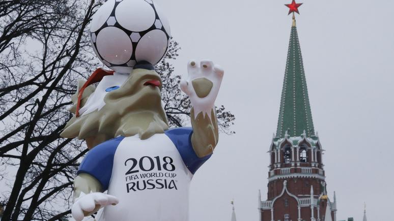 Экс-глава WADA: если ФИФА закроет глаза на «российский допинг», то мундиаль превратится в фарс
