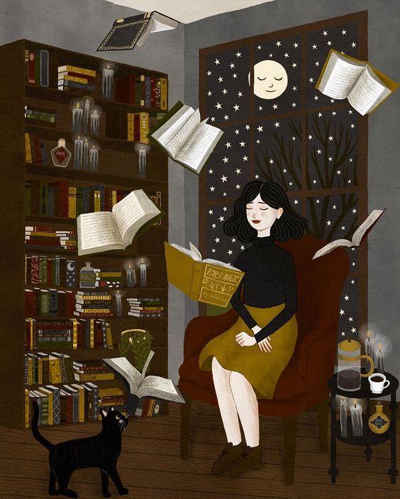 Чем заняться книголюбу, кроме чтения?  10 оригинальных идей!