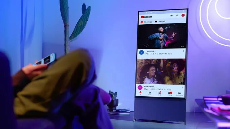 CES 2020: удивительные телевизоры Samsung