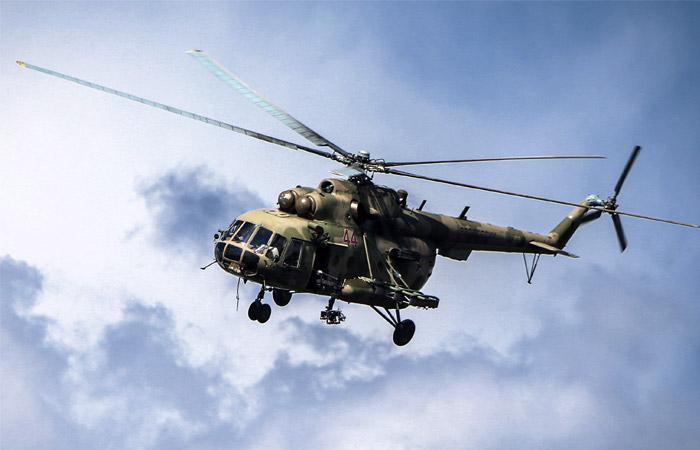 Вертолёты ВКС РФ могли сбить…