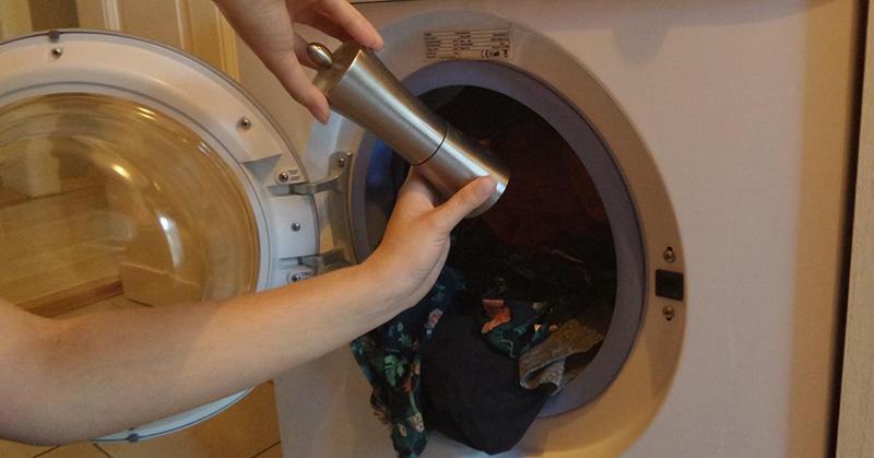 Добавь немного черного перца в стиральную машинку… и ты удивишься, что произойдет!