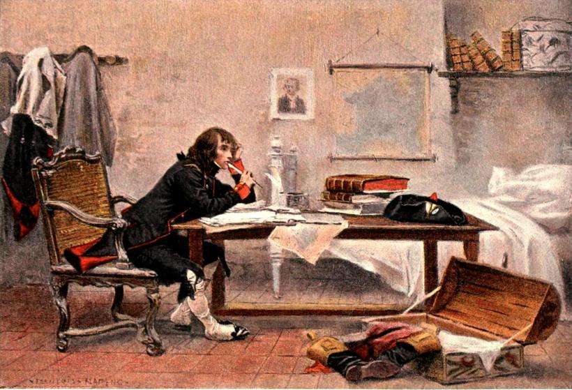 Что любил читать Наполеон Бонапарт